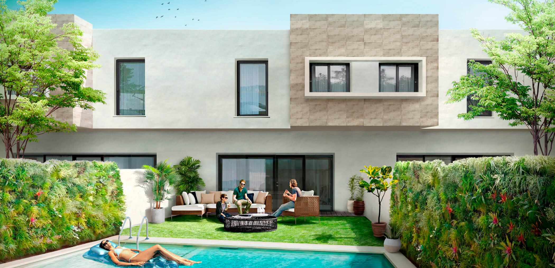 Duplex de 3 dormitorios inmobiliaria el puerto pisos - Duplex de diseno ...