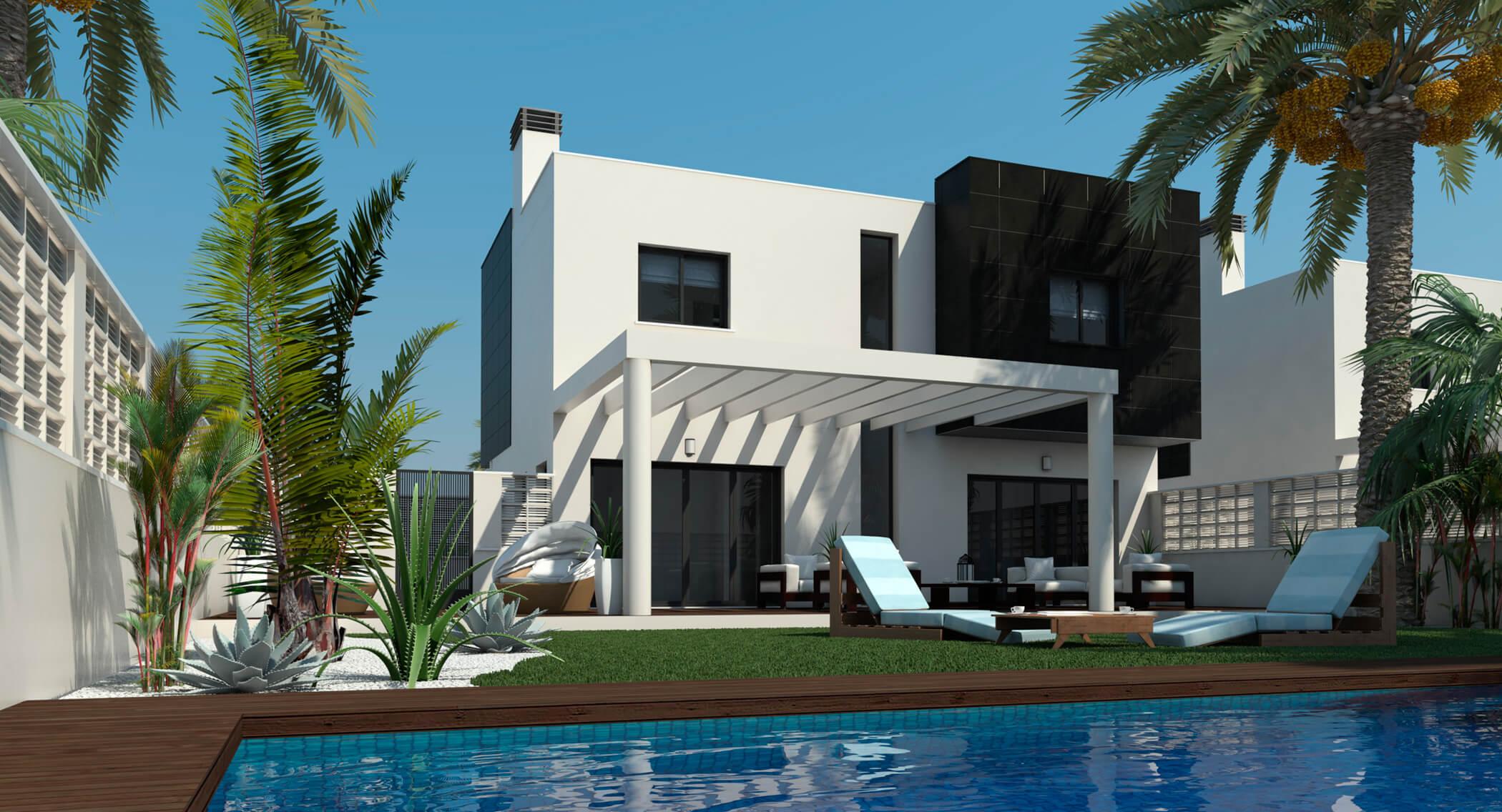 Inmobiliaria el puerto pisos ticos y duplex en almer a for Casa ciudad jardin almeria